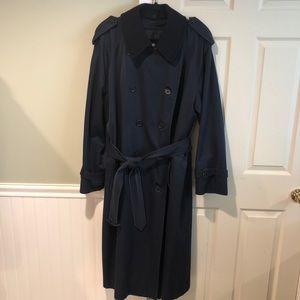 Burberry Classic Fit Kensington Long Trench Coat